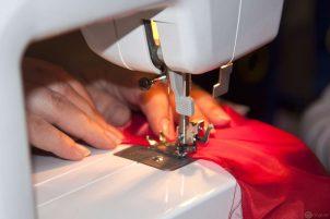 Практическое обучение пошива штор