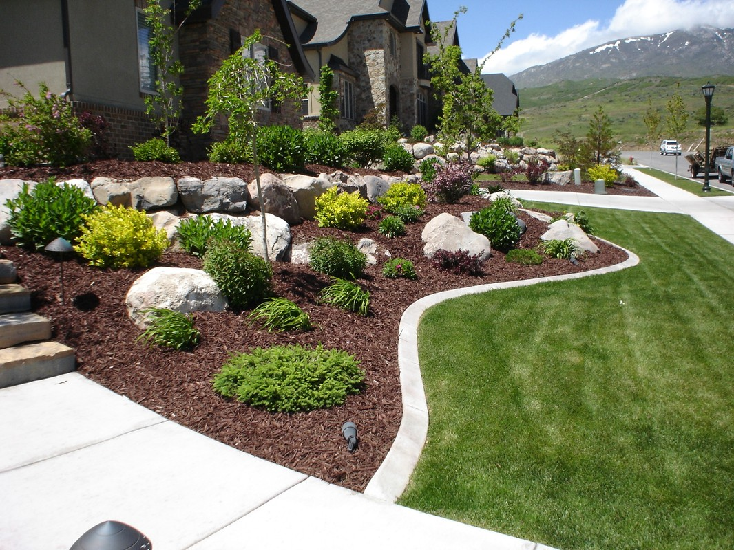 for Landscape design utah