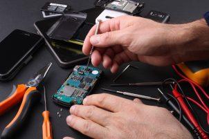 Программный ремонт телефонов обучение