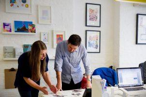 Здесь вы можете узнать как переучиться по профессии дизайнер