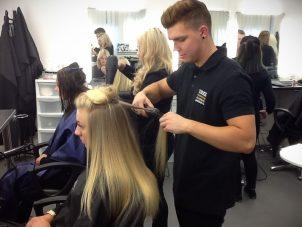 Индивидуальное парикмахерское обучение в СПб