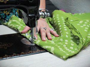 Обучение кройке и шитью индивидуально
