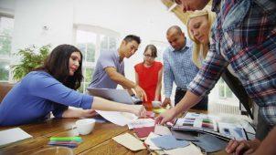 Выпускники! Информируем вас о наборах в учебные классы (студии) дизайнеров