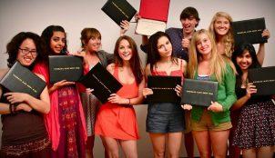 Подготовка к студенческим будням учебного комбината по актерскому мастерству